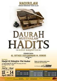 mustholah-hadits-depok