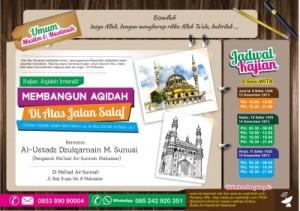 kajian-membangun-aqidah-diatas-manhaj-salaf-makassar
