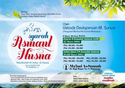 Syarah-Asmaul-Husna-Makassar1